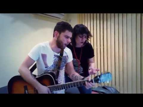 Ste Stoilov ft. Lili Pencheva  Baby One More Time Acoustic Cover