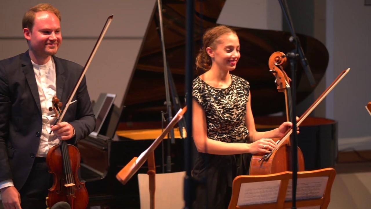 Hans Gál - Serenade für Klarinette, Violine und Violoncello op.93 (1935) (Intermezzo-Giocoso)