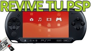 🔝 Revive tu PSP!! Doble adaptador Micro SD