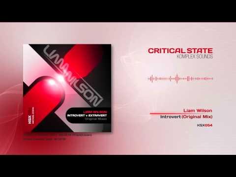 KSX054: Liam Wilson - Introvert (Original Mix)