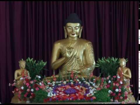 buddha statue in mahendrahills