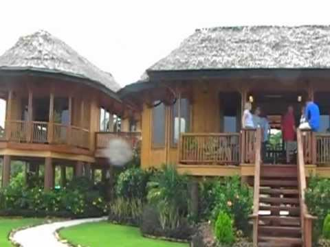 Modern Bamboo Home Sanctuary Belize Part 1 YouTube
