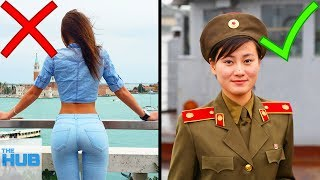 10 Dark Secrets North Korea Doesn