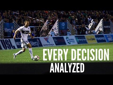 My Game Analysis vs. Ottawa Fury FC