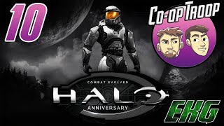 EKG: Halo Combat Evolved: Doggy Daddy (Co-op Troop - Ep. 10)