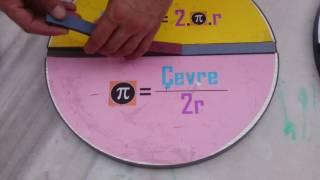Pi sayısının ispatı (Faruk ILGAZ)