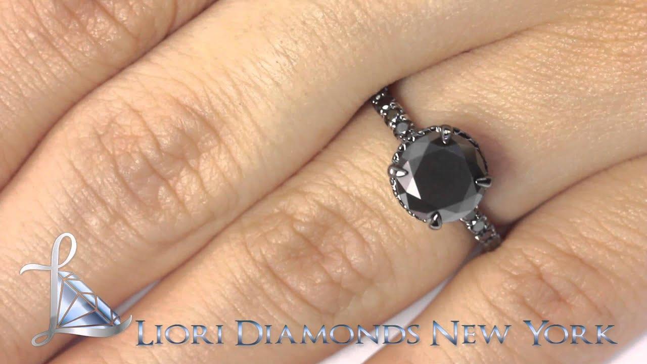 BDR 146 2 35 Carat Carrie s & The City Black Diamond