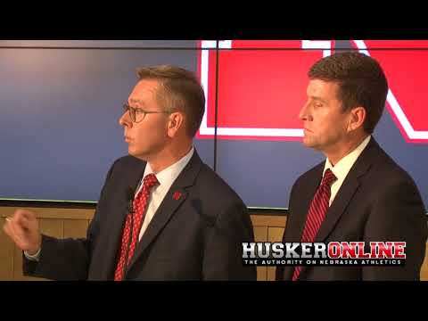 HOL HD: Nebraska Fires Athletic Director Shawn Eichorst