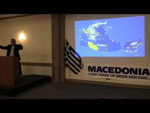 Part I - Ν. Λυγερός: Στρατηγική Ακύρωσης του Προσυμφώνου των Πρεσπών. Οττάβα, 16/04/2019