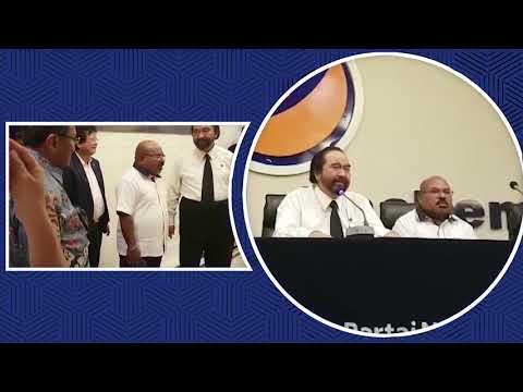 NasDem dan Papua Mantapkan Barisan untuk Jokowi-Amin