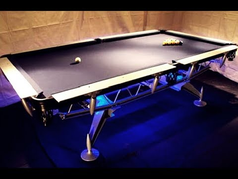 Billiards Table, The Most Beautiful Expensive Top 5  Billiards Table  In The World