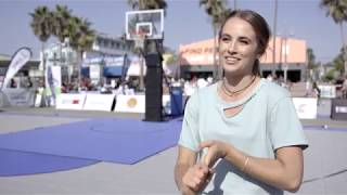 Authorized Access -  Rachel DeMita at Dew NBA 3X in Los Angeles