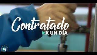 PLAYERO: Roberto Funes Ugarte es #ContratadoXunDía en una estación de servicio