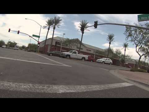 Loop 202 Freeway to Mesa Riverview Shopping Center, Mesa, Arizona, 8 July 2014, GP010042