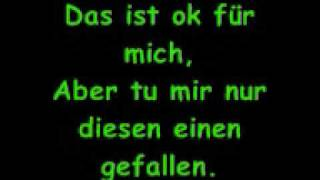 Tokio Hotel - Freunde Bleiben - Lyrics