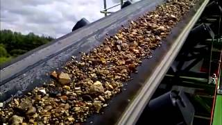 bh-ruda recykling gruzu i ziemi za pomocą CDE