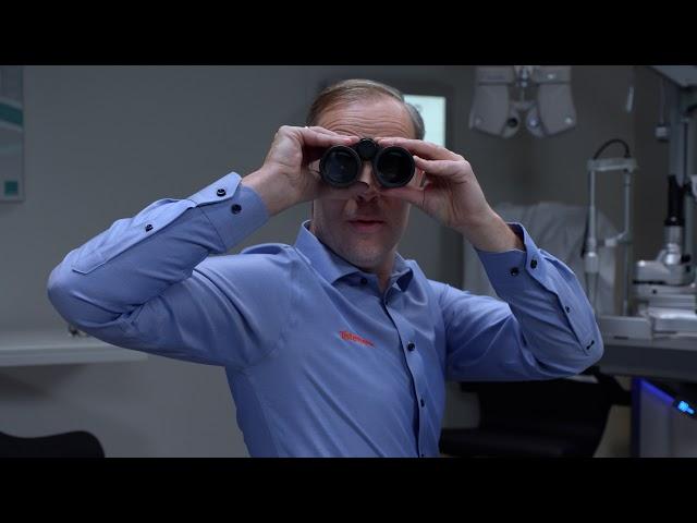 Interoptikeren kikkert - reklamefilm