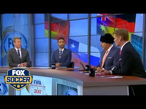 Russia must make a good impression before the World Cup   2017 FIFA Confederations Cup