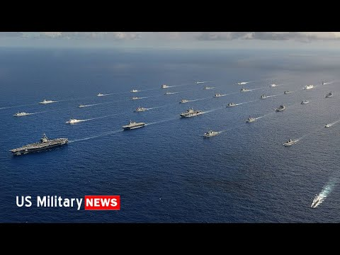 SCARY U.S. Navy 7th Fleet - How Powerful is 7th Fleet? US Warships 2019