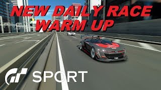 GT Sport New Daily Race Warm Up - Live Part 2