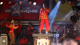 Sweet Soca Finals 2015: Red Plastic Bag - Spontaneous