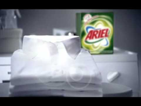 Ariel Germany Laundry Detergent TV Commercial 12 million households