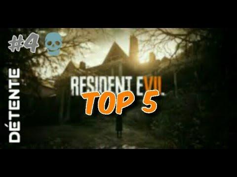4 top 5 jeux horreur ps4 ps3 xbox youtube. Black Bedroom Furniture Sets. Home Design Ideas