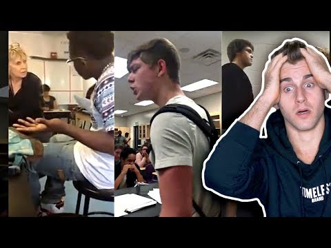 Kids Roasting Their Teachers (Students Vs. Teachers)