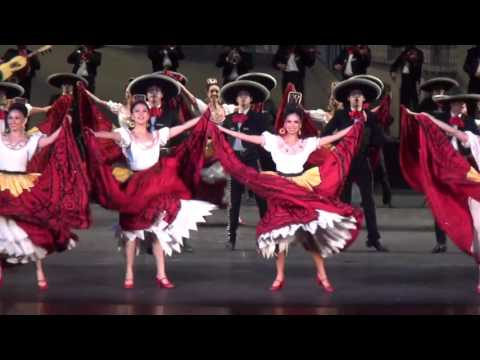 Guadalajara, Culebra, Tranchete, Negra y Jarabe    Ballet Amalia Hernandez