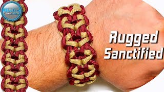 DIY Paracord Bracelet a Rugged Sanctified World Of Paracord How to make Paracord Bracelet
