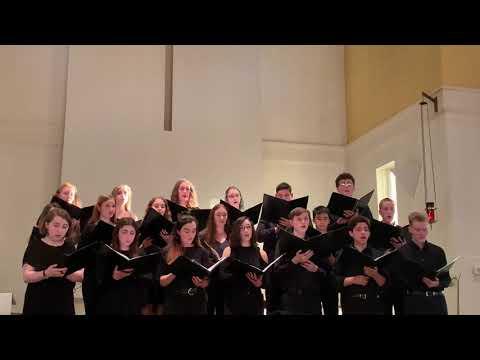 Hymn to St Cecilia Hingham High School