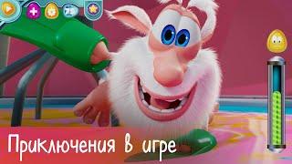 Буба - Приключения в игре - Серия - Мультфильм для детей