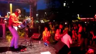Mr. Steel - Live op De Dam in Zaandam (31aug13)