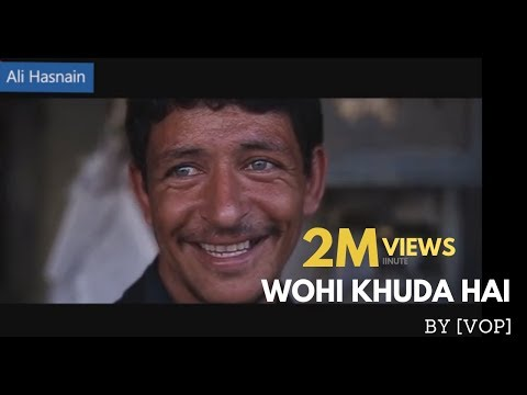 wohi-khuda-hai- -directed-by-drsaab- -unplugged- -nusrat-fateh-ali-khan- -atif-aslam-2019