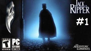 Jack the Ripper (2003) Walkthrough #1 (PC 720p 60fps)