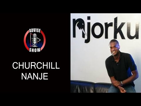 Churchill Nanje Speaks On Creating Africa's Largest Job Search Engine,Donald Trump & Police Killings