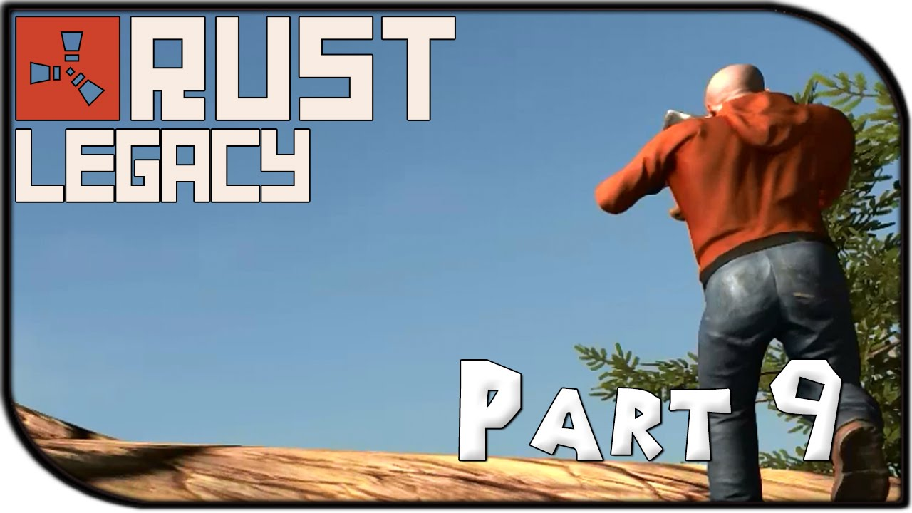 how to play rust legacy