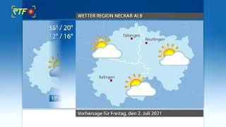 RTF.1-Wetter 01.07.2021