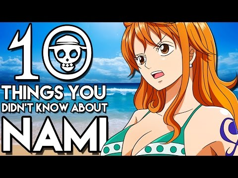 10 Things You Probably Didn't Know About Nami! (10 Facts) | One Piece
