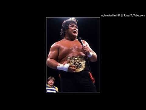 NJPW - Shinya Hashimoto's Theme - Bakusho Sengen