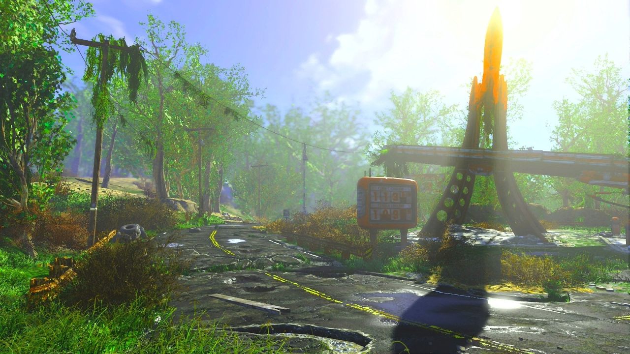 The Best Fallout 4 Graphics Immersion Mods Xbox One