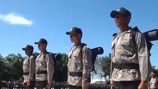 PENDIDIKAN POLISI DARI AWAL MASUK PENDIDIKAN | PART 1