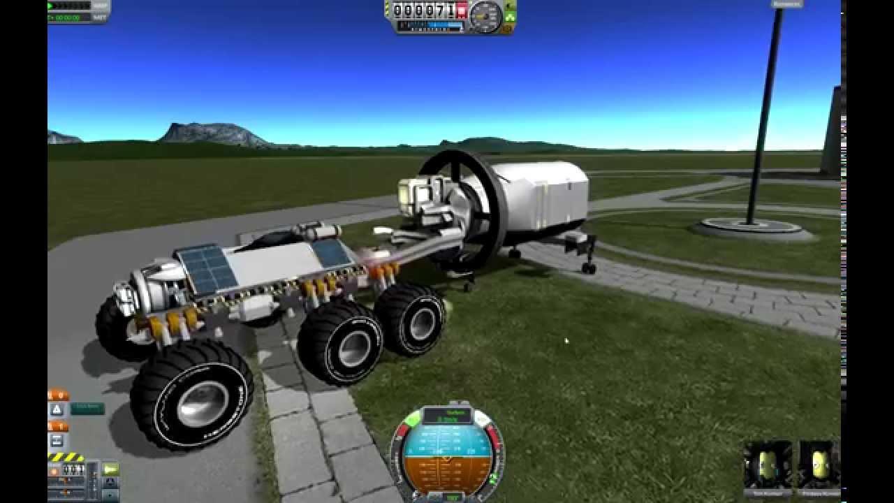 ksp mars exploration rover - photo #8