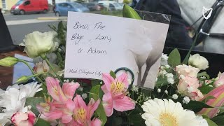 VIDEO: Mourners attend Philomena Lynot's funeral at St. Fintan's Parish thumbnail
