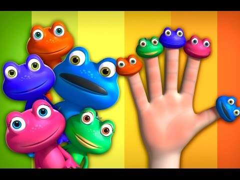 Thumbnail: Frog Finger Family | Videogyan 3D Rhymes | Cartoon Animation For Children