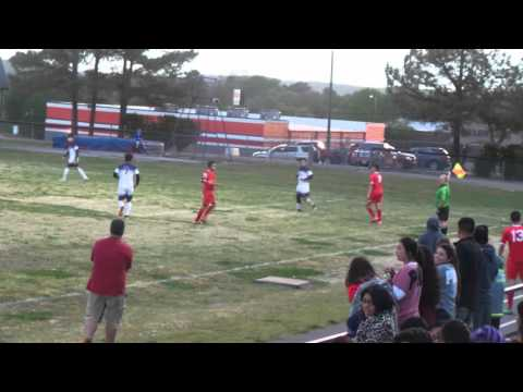 Gol encontra De tigres green forest high school 04/18/16