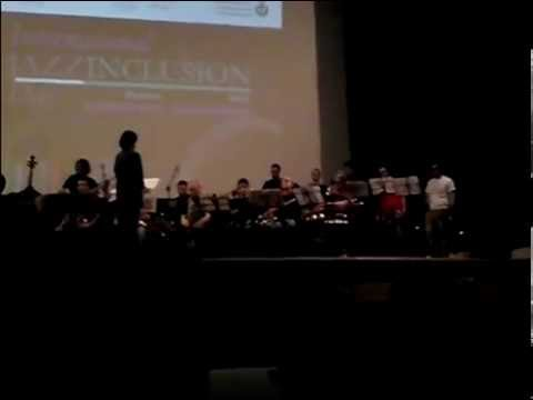 Big Band Unipd - Triatonic [E. Martin] - Live International Jazz Day 2014 Padova
