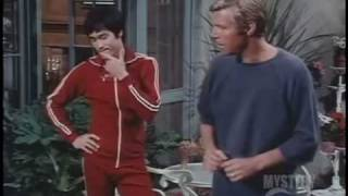 Bruce Lee: Longstreet: Training the blind man