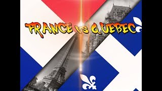 FRANCE VS QUEBEC - CONCOURS DE BLAGUE