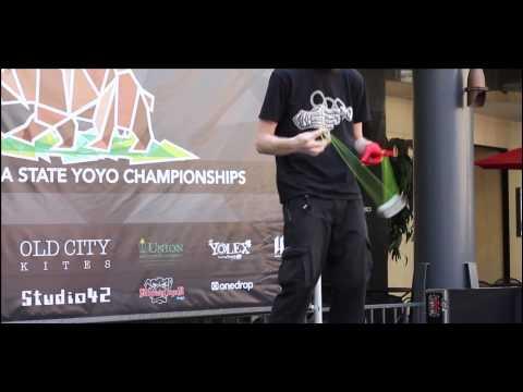 California States Yoyo Contest 1A Prelims: Jacob Porter